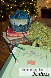 Perfect gift for knitters knitting copy