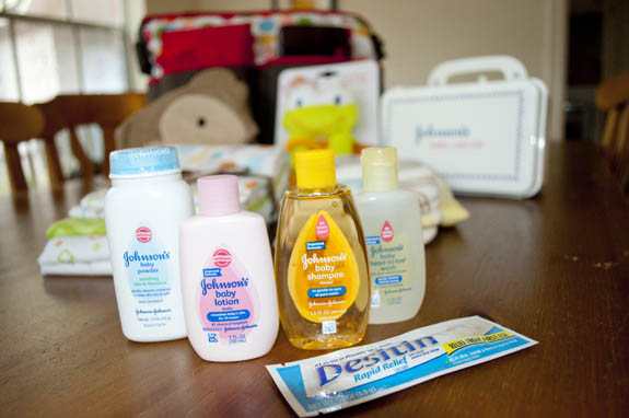 johnson and johnson baby products