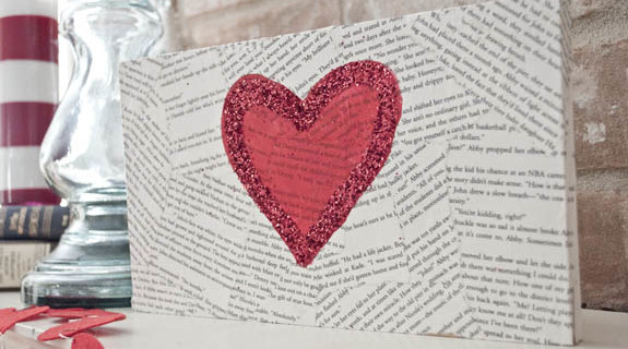 All You Need is Love (and Mod Podge)