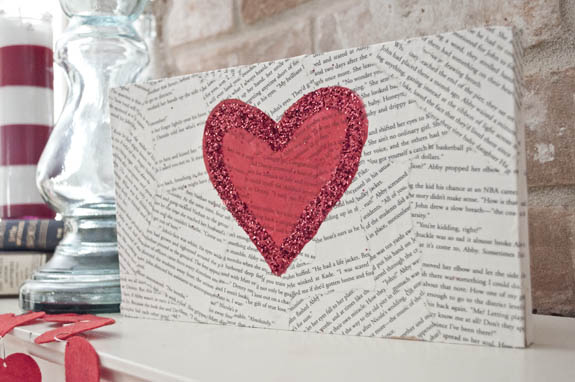 All You Need Is Love And Mod Podge Clumsy Crafter