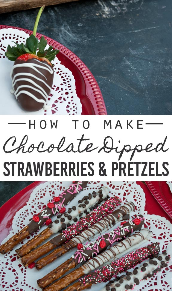 How to make Chocolate dipped Strawberries and Chocolate dipped ...