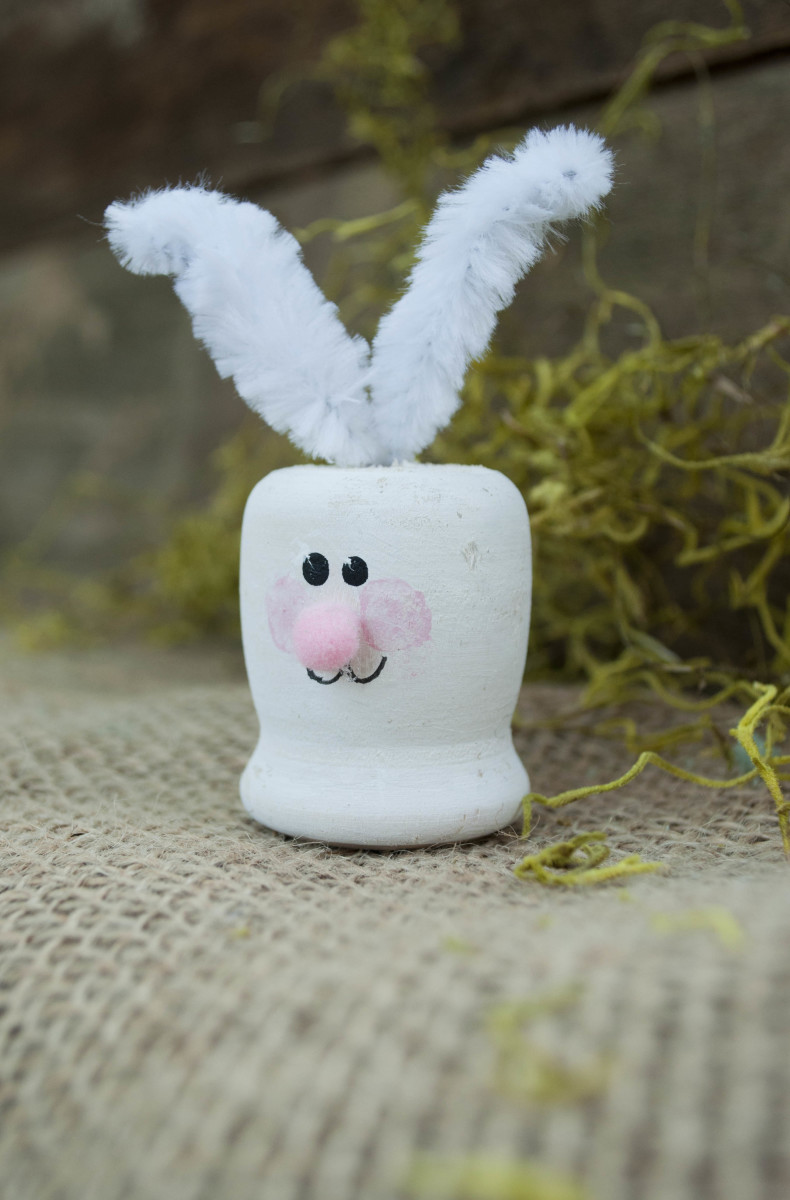 Easy easter bunny crafts - Easy Easter Bunny Crafts 45