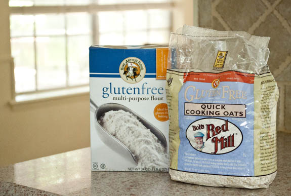 Gluten Free Baking flours - my favorite ones to use to bake with