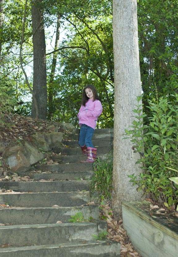 Houston mercer botanical garden and arboretum - Clumsy Crafter