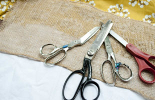 What are the different types of scissors