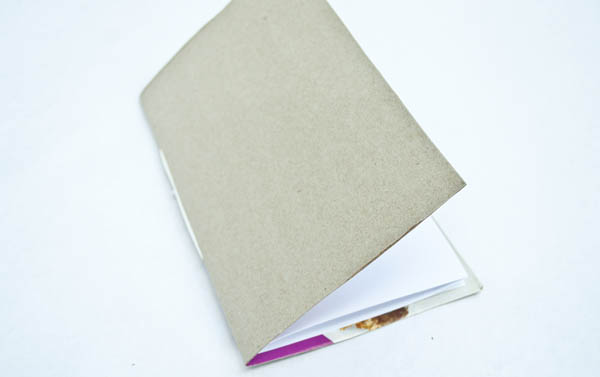 how to make an easy journal