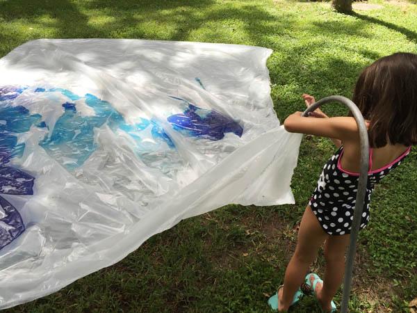 Leak Proof Water Blob Tutorial