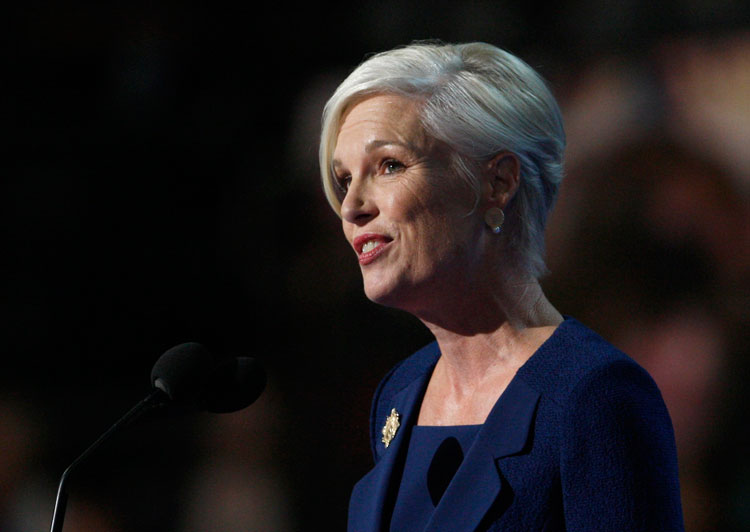 cecile richards planned parenthood videos