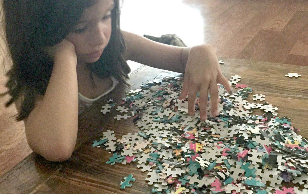 ellie puzzle