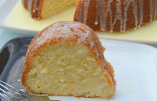 Gluten Free Orange Bundt Cake Recipe! A Must Try Gluten Free Dessert!