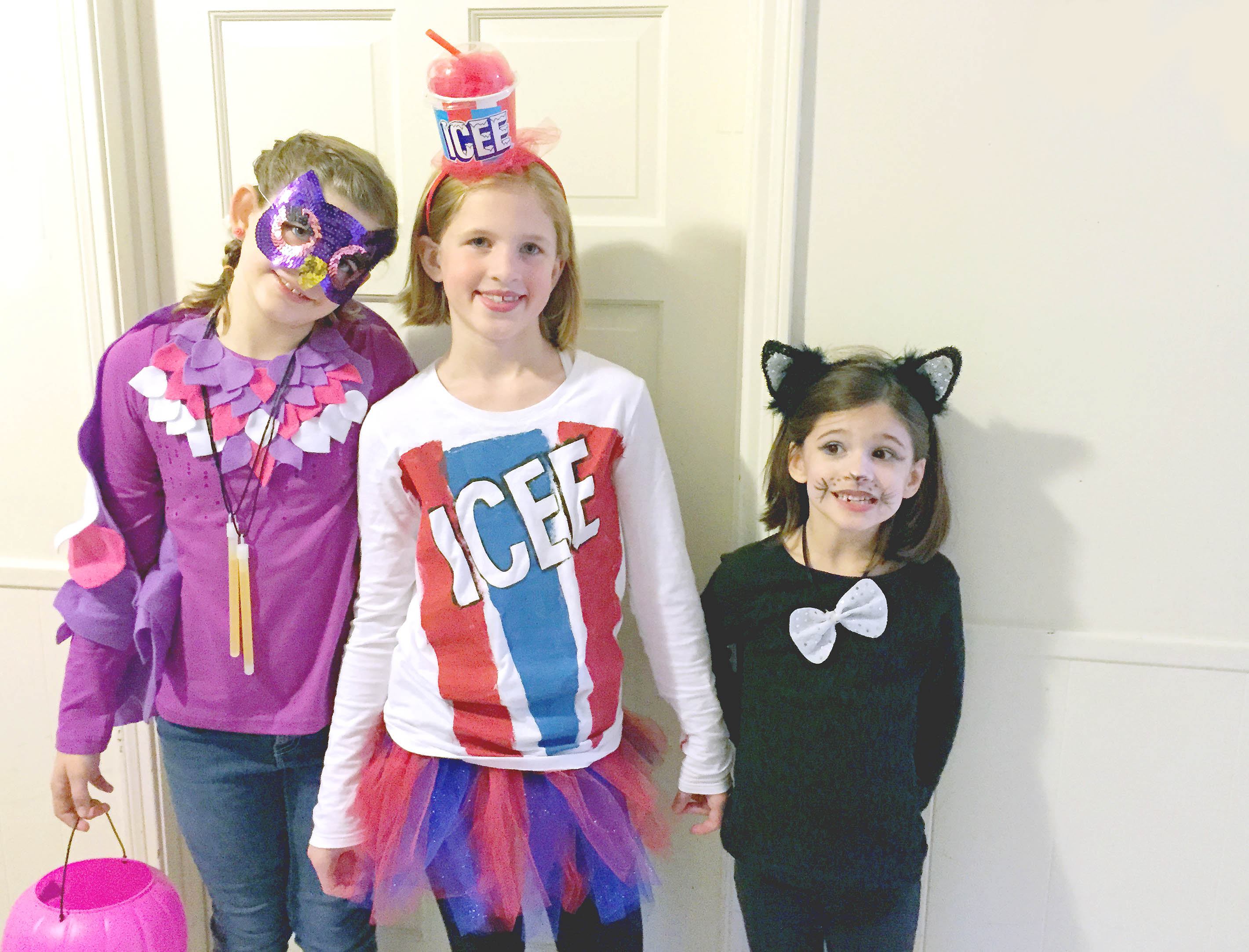 Icee costume