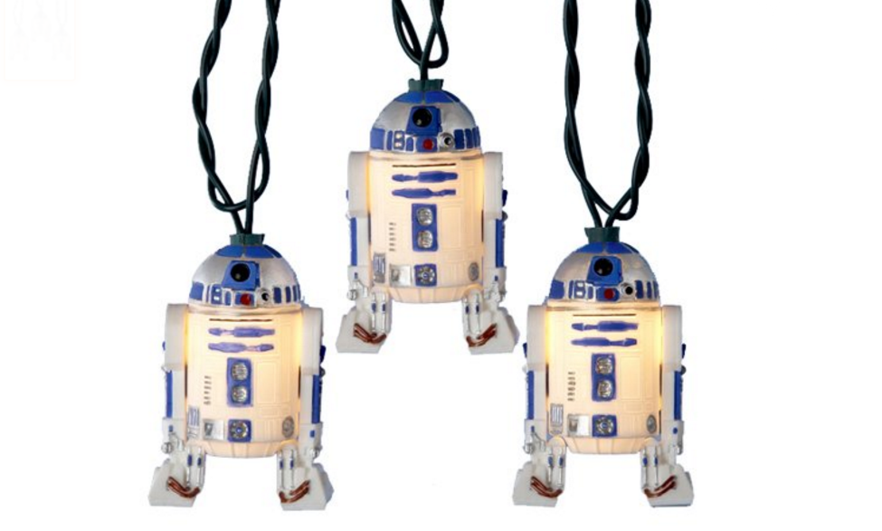 star wars christmas lights r2d2