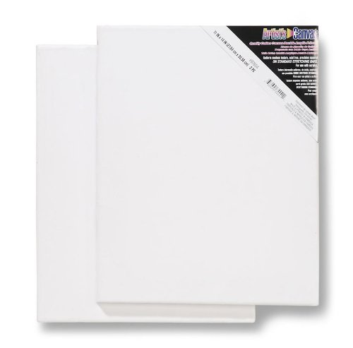 White canvases - what every crafter needs to have on hand
