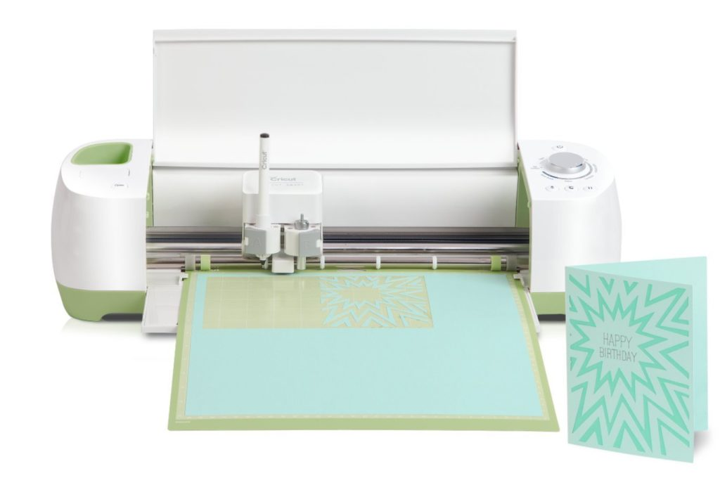 Cricut Explore - a great tool for crafters