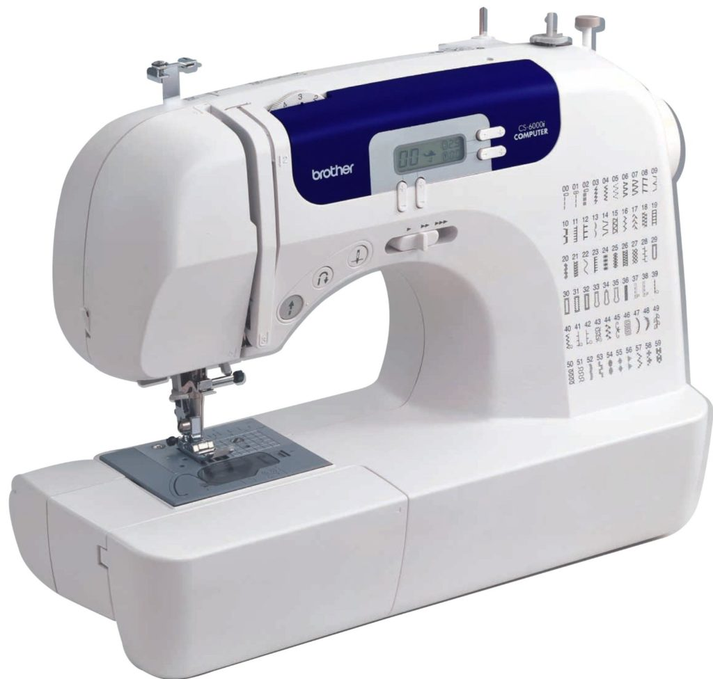 The perfect sewing machine for beginners and other tools that bloggers need to have in their arsenal.