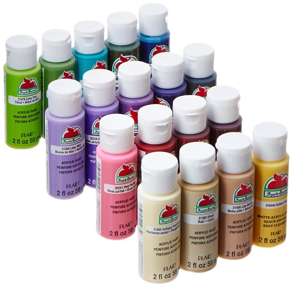 craft paints for painters and other must have tools for crafters