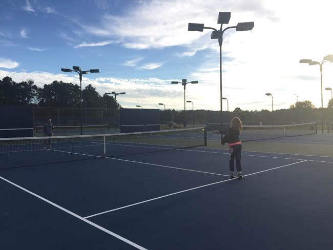 family tennis 2