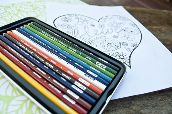 - Free Printable Adult Coloring Pages + Tips For Blending Colors
