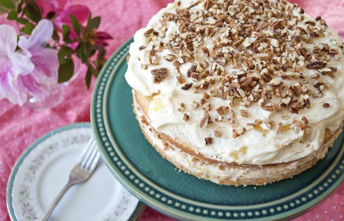 Elvis Cake Recipe