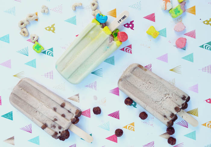 cereal milk popsicle recipe