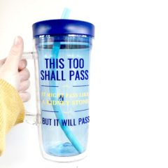 This Too Shall Pass But It Might Pass Like a Kidney Stone – Gift Idea and Free Cut File