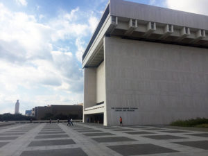 Lyndon B. Johnson Presidential Library Visit – Austin, TX