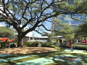 Things To Do In Houston: Levy Park