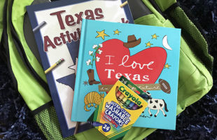 Easier Car Trips with Kids – Texas Style
