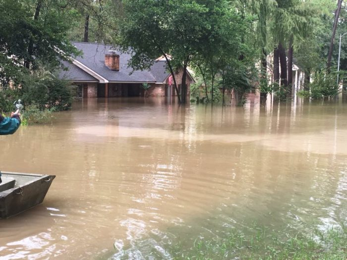 flooding in kingwood from harvey