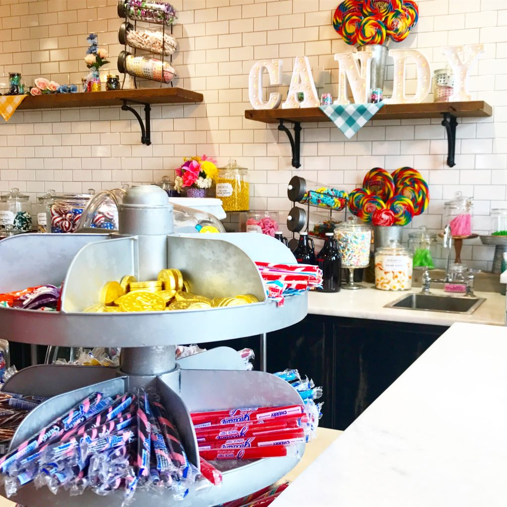 Mercantile Candy Store
