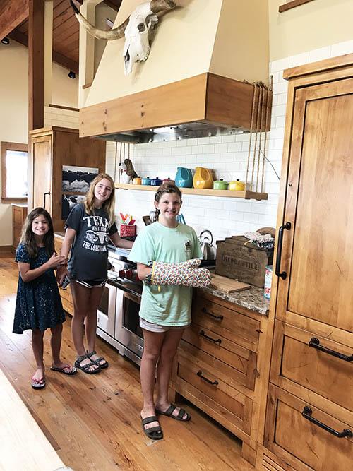 Pioneer Woman Lodge vacation
