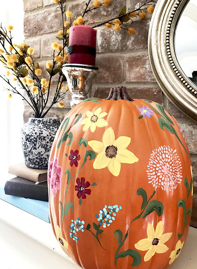 The pioneer woman lodge inspired pumpkin