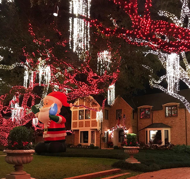 must see christmas lights in houston