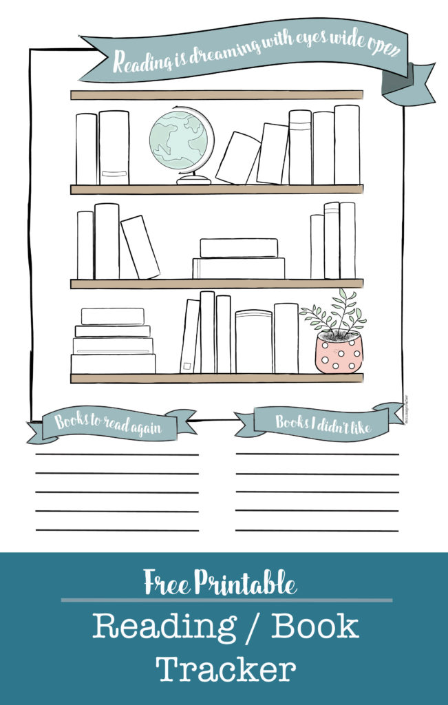Old Fashioned image with regard to bullet journal books to read printable