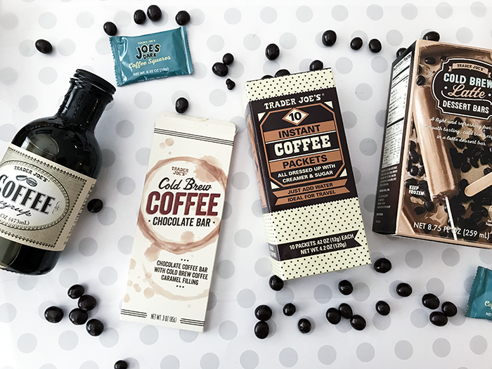 The best items from Trader Joes for Coffee Lovers