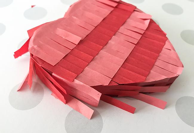 pinata heart treat box