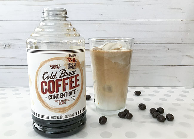 trader joes cold brew coffee