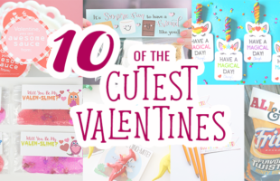 10 of the Cutest Printable Valentines That You'll Ever See
