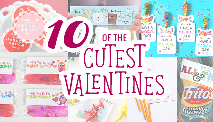 10 of the cutest free printable valentines