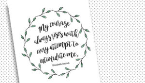 Jane Austen – Free Printable Quote from Pride and Prejudice