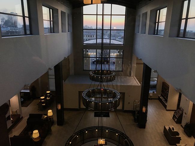 embassy suites in downtown oklahoma city