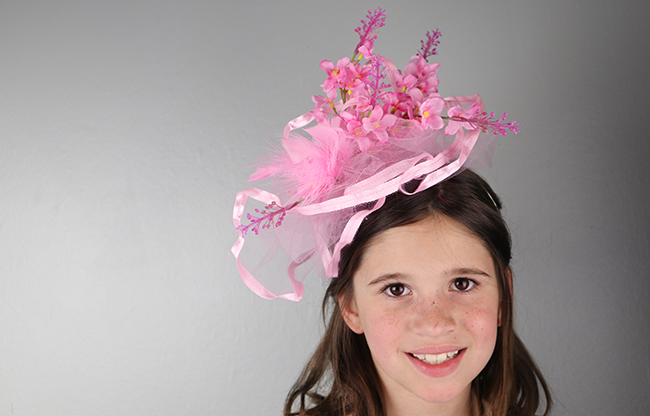 378b76043972 The royal wedding is only days away and there's nothing funner than donning  your craziest hat or fascinator and camp out in front of TV with a ton of  junk ...