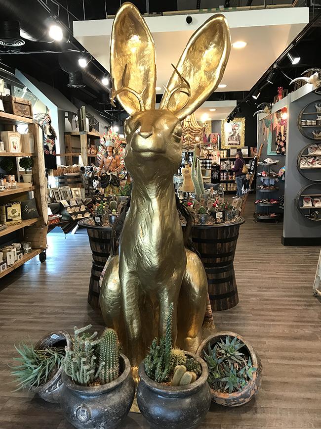 shopping at Bricktown in downtown Oklahoma City