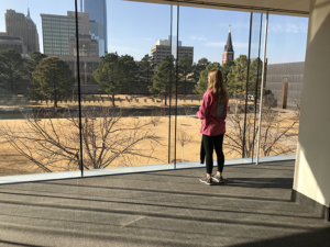 Things to do in Oklahoma City – Exploring the Downtown Area!