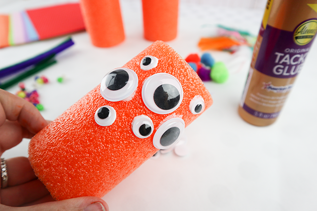 Easy Summer Craft For Kid Clumsy Crafter
