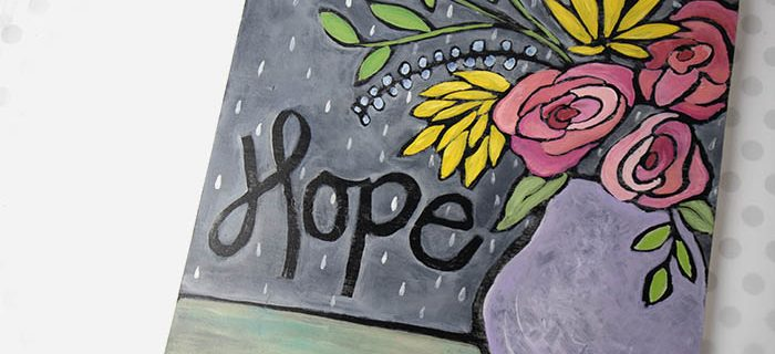 Easy and Fun Whimsical Paintings – You Can Do This!
