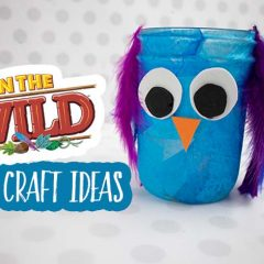 Vacation Bible School Crafts – In The Wild VBS
