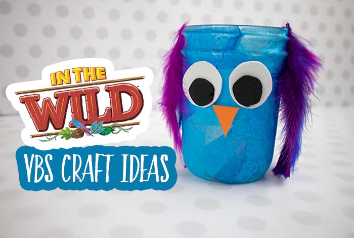Vacation Bible School Crafts In The Wild Vbs Clumsy Crafter