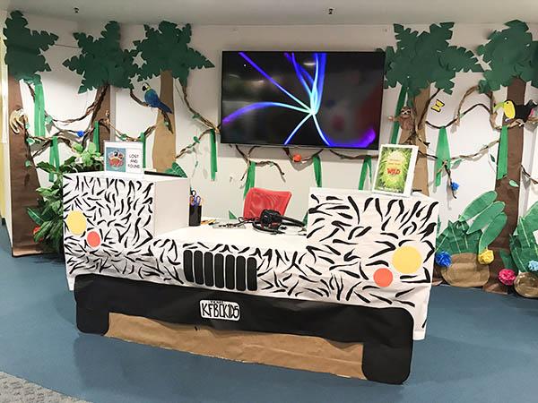 In The Wild VBS (Jungle/Safari Themed) Decoration Ideas ...