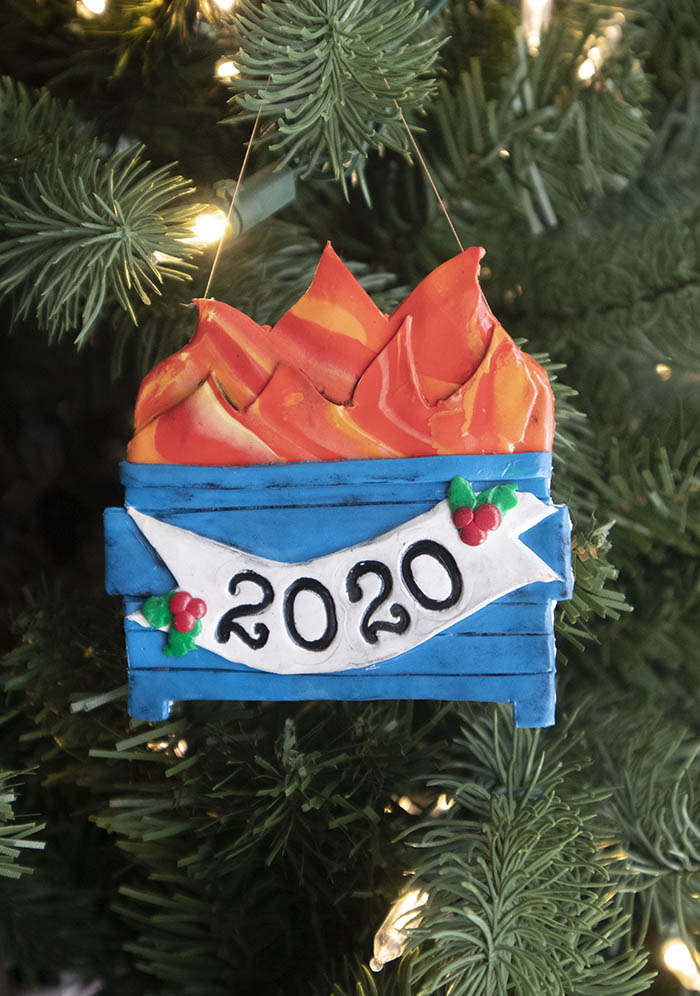 perfect christmas ornament for 2020